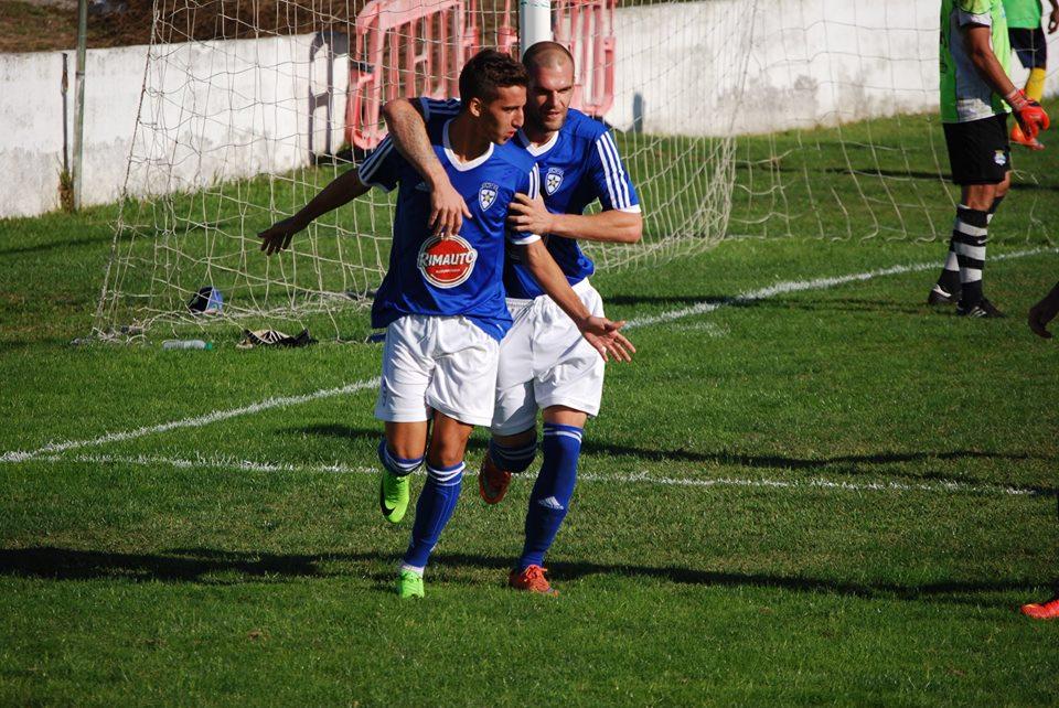 d1fa67d866 Almada AC 0 – 2 Amora FC (Seniores) – Joca salta do banco e resolve o jogo!
