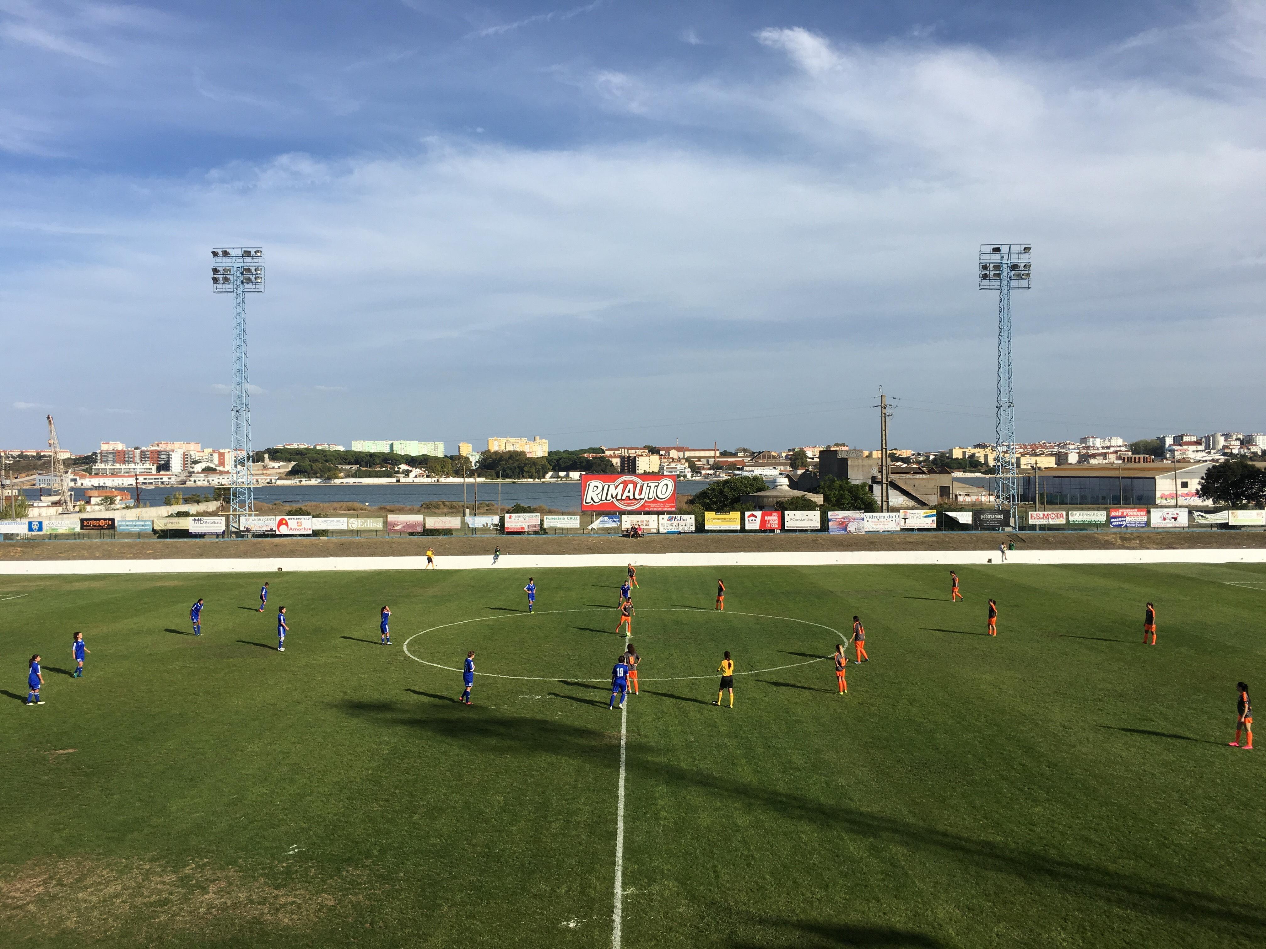 7f8bc27d5d Amora FC 3-0 CAC Pontinha (Feminino Seniores) – Amora FC vence novamente em  tarde de bom espectáculo!